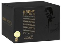 Клинт Иствуд. Коллекция (11 DVD) / Hereafter / Blood work / The Bridges of Madison County / Flags of Our Fathers / Gran Torino / Invictus / Letters from Iwo Jima / Unforgiven / J. Edgar