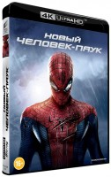 DVD Новый Человек-паук (Blu-Ray 4K Ultra HD) / The Amazing Spider-Man