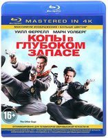 Blu-Ray Копы в глубоком запасе (Blu-Ray 4K Ultra HD) / The Other Guys