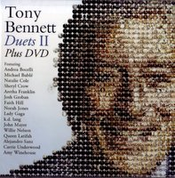 Tony Bennett: Duets II (CD + DVD)
