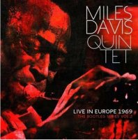DVD + Audio CD Miles Davis: Miles Davis Quintet: Live In Europe 1969 (3CD + DVD)