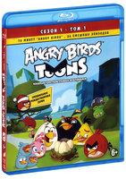 Angry birds. Коллекция короткометражных мультфильмов