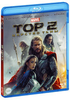 Тор 2: Царство тьмы (Blu-Ray) / Thor: The Dark World