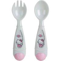 Hello Kitty. Набор ложка + вилка (681-0552)