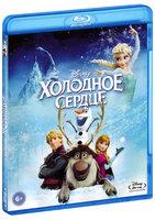 Холодное сердце (Blu-Ray) Уолт Дисней Компани