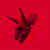 LP Alice In Chains: The Devil Put Dinosaurs Here (LP)