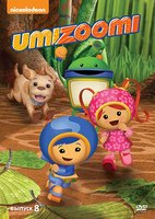 Команда Умизуми. Выпуск 8 (DVD) / Team Umizoomi