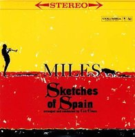 LP Miles Davis: Sketches Of Spain.. (LP)