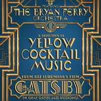 LP The Bryan Ferry Orchestra: Great Gatsby (LP)