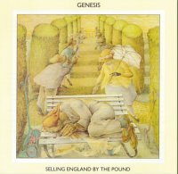 Genesis: Selling England By The Pound (LP)