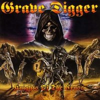 LP Grave Digger: Knights Of The Cross (LP)