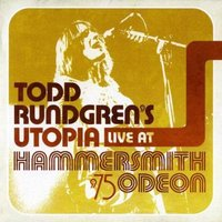 LP Todd Rundgren'S Utopia: Live at Hammersmith Odeon 1975 (LP)
