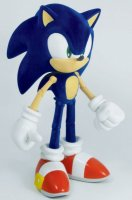 товар Фигурки Sonic the Hedgehog: Modern Sonic Flocked Exclusive (27 см)