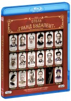 Отель Гранд Будапешт (Blu-Ray) / The Grand Budapest Hotel