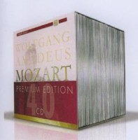 Audio CD Mozart W. A. Premium Edition (40 CD)