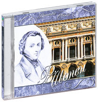 Audio CD Romantic Classic. Фредерик Шопен