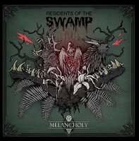 LP Melancholy: Residents Of The Swamp/On The Dark Side (LP)