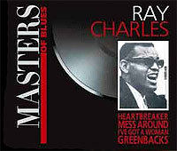 Masters Of Blues. Ray Charles (CD)