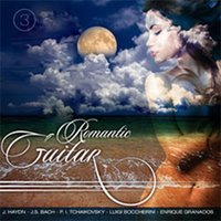 Audio CD Romantic Collection. Guitar 3