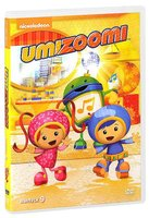 Команда Умизуми. Выпуск 9 (DVD) / Team Umizoomi