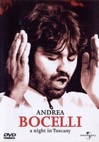 Andrea Bocelli: A Night In Tuscany (DVD)