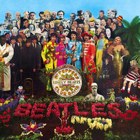 LP The Beatles: Sgt. Pepper's Lonley Hearts Club Band (LP)