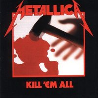 LP Metallica: Kill 'Em All (LP)