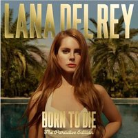 LP Lana Del Rey. Born To Die: The Paradise Edition (LP)