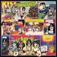 LP Kiss: Unmasked (LP)