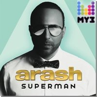 Audio CD Arash: Superman