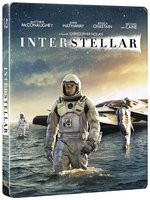 Интерстеллар [железный бокс] (2 Blu-Ray) / Interstellar