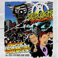 LP Aerosmith: Music From Another Dimension! (LP)