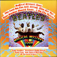 LP The Beatles: Magical Mystery Tour (Mono) (LP)