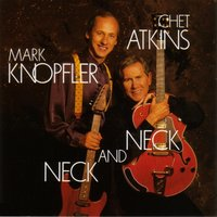 LP Chet Atkins & Mark Knopfler: Neck And Neck (LP)