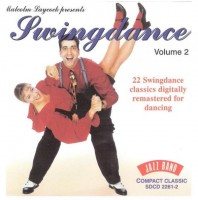Audio CD Various Artists: Malcolm Laycock Presents Swingdance 2