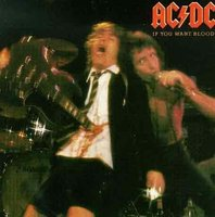 AC/DC: If You Want Blood You've Got it (LP)