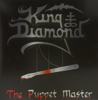 LP King Diamond: Puppet Master (Re-Issue) (LP)