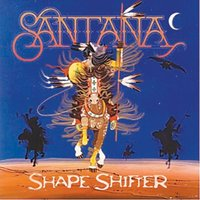 LP Carlos Santana: Shape Shifter (LP)