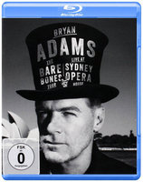 Bryan Adams: The Bare Bones Tour/Live at Sydney Opera House (Blu-Ray)