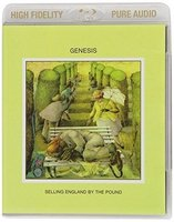 Blu-Ray Genesis: Selling England By The Pound (Blu-Ray)