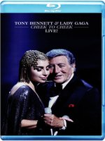 Blu-Ray + Audio CD Tony Bennett & Lady Gaga: Cheek to Cheek - Live! (Blu-Ray)