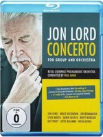 Blu-Ray + Audio CD Jon Lord: Concerto For Group And Orchestra (Blu-Ray+CD)