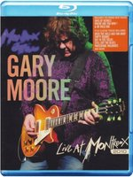 Blu-Ray Moore Gary: Live At Montreux 2010 (Blu-Ray)