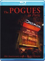Blu-Ray The Pogues: The Pogues in Paris - 30th Anniversary Concert at the Olympia (Blu-Ray)