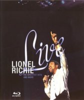 Blu-Ray Richie Lionel. Live: His Greatest Hits And More (Blu-Ray)