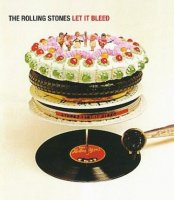 Blu-Ray Rolling Stones: Let It Bleed (Blu-Ray)