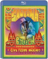 Blu-Ray Santana. Corazon, Live from Mexico. Live It to Believe It (Blu-Ray)