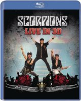 Blu-Ray Scorpions: Get Your Sting & Blackout - Live In 3D (Blu-Ray)