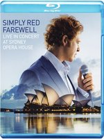 Blu-Ray Simply Red. Farewell: Live In Concert At Sydney Opera House (Blu-Ray)