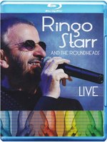 Ringo Starr And The Roundheads: Live (Blu-Ray)